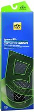 Spenco RX Full Length Orthotic Arch Supports Size 4 1 Pair (Pack of 4)