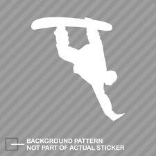 Snowboarder Sticker Die Cut Decal snowboarding grom #2