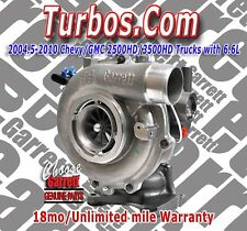 New Garrett Turbocharger 2004.5-2010 6.6L Duramax LLY ,LBZ, LMM  18mo Warranty