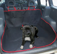 Heavy Duty Pet & Dogs Car, 4x4, SUV Hatchback & Estate Protection Boot Liner Mat