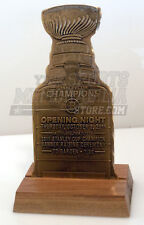 Boston Bruins Stanley Cup Champions Opening Night Bronze Ticket Limited Edition