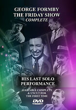 """GEORGE FORMBY """"THE FRIDAY SHOW COMPLETE"""" DVD **SALE**"""