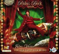 Verne, Jules - Von der Erde zum Mond: 4 CDs - CD