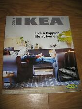 IKEA 2011 Catalogue Excellent Condition Interior Design