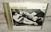 Glitter And Gold - Words And Music By Barry Mann And Cynthia Weil (CD) SEALED
