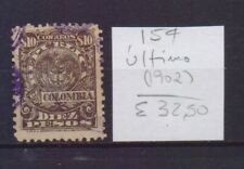! Colombia 1902.  Stamp. YT#154 . €32.50 !