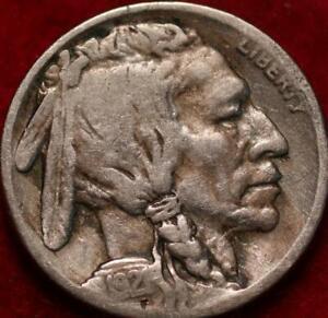 1921-S San Francisco Mint Buffalo Nickel