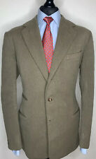 BESPOKE LESLEY & ROBERTS SAVILE ROW 1957 VINTAGE HAND TAILORED FULL CANVASS 40R