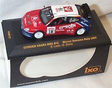 Citroen Xsara WRC #18 S.Loeb - D.Elena Sanremo 2003 1-43 scale new in case