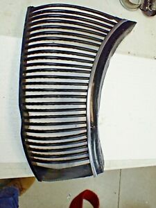 NORS 1938 1939 Ford LH Grille Half Deluxe - Drivers Side !