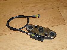 Suzuki GSF600S GSF600 bandido OEM versión de asiento Captura Cierre & Cable 2000-2004