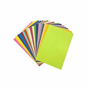 A4 Coloured Activity Book Pad Paper 60 Sheets Drawing Cutting Sticking Art Craft