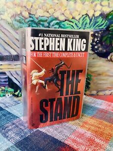 NEW!!! Stephen King The Stand Complete Uncut TRUE First Edition $6.99 SIGNET