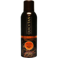 Body Drench Quick Tan Bronzing Spray Medium Dark 6 oz Sunless Tanner