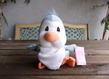 Precious Moments Tender Tails Bird Bean Bag Plush Doll Vintage Enesco