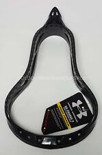 New Under Armour Uach2H-Hdob Charge 2 Unstrung Nfhs Lacrosse Head in Black