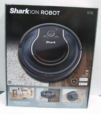 NEW! Shark - ION ROBOT R76 App-Controlled Smart Robot Vacuum - RV761 FreeShip