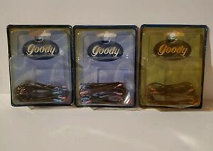 Goody Electric Roller Pins 3 Packs of 12 Roller Curler Pins - USA Vintage 1999