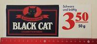Aufkleber/Sticker: Black Cat Schwarzer Shag (12041762)