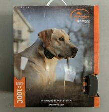 SportDog 100C Dog Rechargeable In-Ground Fence Sdf-100C Brand New Sealed