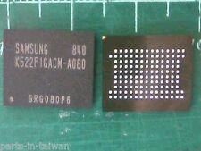 5PCS  K522F1GACM-A060   NAND Based MCP   FBGA130   SAMSUNG  ROHS