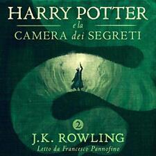 Harry Potter e la camera dei segreti - audiolibro in Mp3