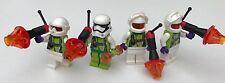 ORIGINALE LEGO solo parti - 4 Fantasy Space Pirates + ARMA-unit2-STAR WARS
