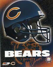 Chicago Bears 8x10 Color NFL Logo Photo