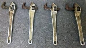 "RIDGID 18"" Offset pipe wrench"