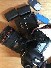 CANON 5D mark ii with 17-40 lenses Great Condition with camera bag