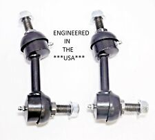 PAIR Sway Bar Links Rear Expedition Navigator 2003 2004 ENGINEERED IN THE USA