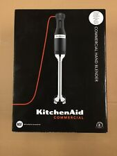 "KitchenAid® Commercial NSF Certified 12"" Immersion Blender, KHBC312OB"