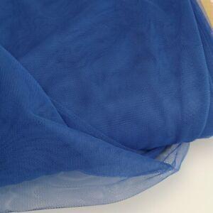 "59"" / 150 cm Width Soft Poly  Blush Tulle Fabric  UK Seller"