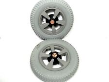 """14"""" x 3"""" (3.00-8) Pneumatic Wheels and Tires for Permobil Power Wheelchairs"""