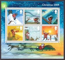 Seasonal, Christmas Decimal Great Britain Commemorative Stamps