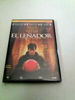 """DVD """"EL LEÑADOR"""" COMO NUEVO NICOLE KASSEL KEVIN BACON KYRA SEDGWICK EVE MOS DEF"""