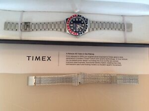 Timex Q GMT reissue