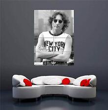 John LENNON NEW YORK CITY Beatles NUOVO GIGANTE Wall Art Print PICTURE POSTER oz276