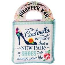 History & Heraldry Shopper Borsa Cenerentola è la prova... Cook shop 0009