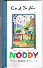 WELL DONE NODDY 6 Enid Blyton 2016 New! hardback Children's classic Collectable