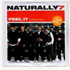 (FO467) Naturally 7, Feel It (In The Air Tonight) - 2006 DJ CD