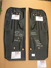 Ford Capri 1 X Pair of Half Floor Repair Panels,New Pressings MK1, MK2 MK3 fit
