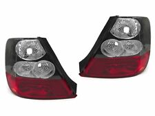 DEPO 04 05 Honda Civic Si 3DR EP3 JDM Type R BLK Rear Tail Brake Light K20