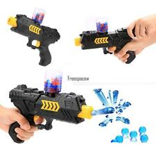 Children Water Gun Bullet Crystal Toy Pistol Ball Soft Paintball + Crystal Balls