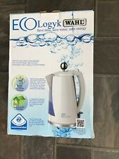WAHL Eco Logyk Energy And Water Save Cordless Kettle
