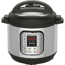 Instant Pot DUO80 7-in-1 Multi-Use Programmable Pressure Cooker 8 Quart/1200W