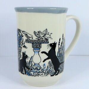 Churchill China - Black Cats - Coffee / Tea Mug - England.  Exc.