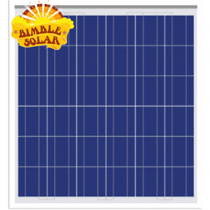 12v 50W Solar Panel Kit with Dual Charge Controller, Mounting & Cable - Perfect