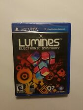 Lumines: Electronic Symphony - PS VITA - Brand New Y-Fold  Sealed