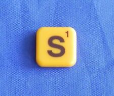 Words With Friends Single Magnet S Tile Replacement Game Parts Pieces Craft